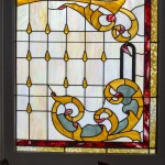 Stained Glass Reading Nook