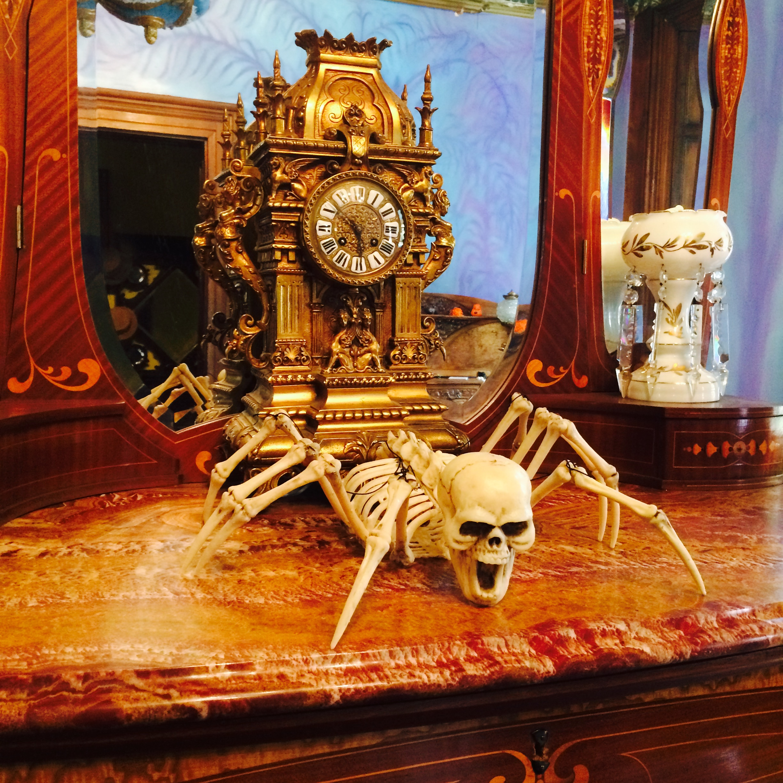 Halloween SkullSpider