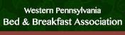 Western PA Bed & Breakfast Association Logo