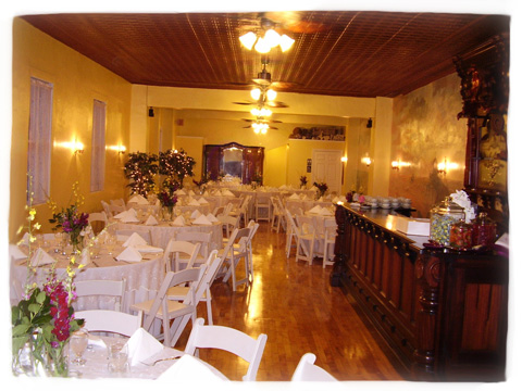 Parador Bed and Breakfast of Pittsburgh Ballroom - Weddings